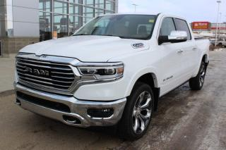 New 2020 RAM 1500 Longhorn for sale in Peace River, AB