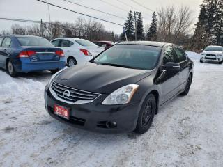 Used 2010 Nissan Altima 2.5SL LEATHER SUNROOF LOADED for sale in Stouffville, ON