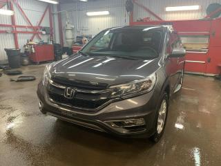 Used 2016 Honda CR-V SE 5 portes TI for sale in Rivière-Du-Loup, QC