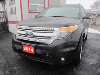 Used 2014 Ford Explorer XLT 4X4 for sale in Hamilton, ON