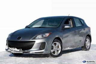 Used 2013 Mazda MAZDA3 GX for sale in Brossard, QC