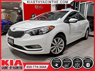 Used 2014 Kia Forte LX+ ** SIÈGES CHAUFFANTS / MAGS for sale in St-Hyacinthe, QC