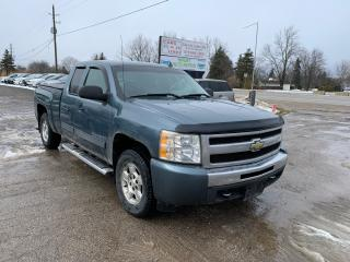 Used 2009 Chevrolet Silverado 1500 LS for sale in Komoka, ON