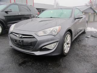 Used 2015 Hyundai Genesis Coupe HTB for sale in Hamilton, ON