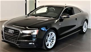 Used 2016 Audi A5 Progressiv plus for sale in Burlington, ON