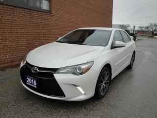 Used 2016 Toyota Camry ONE OWNER/ NO ACCIDENTS /NAVI/CAMERA /4 CYL/SAFETY for sale in Oakville, ON