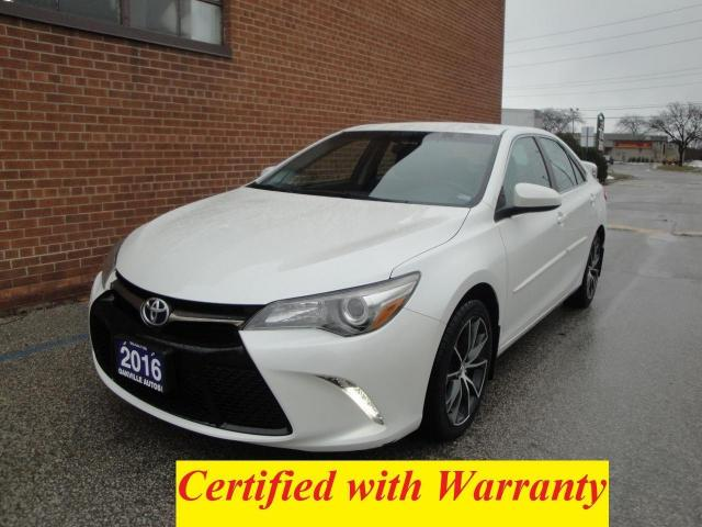 2016 Toyota Camry ONE OWNER/ NO ACCIDENTS /NAVI/CAMERA /4 CYL/SAFETY
