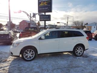 Used 2014 Dodge Journey Limitée for sale in Rimouski, QC