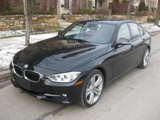 Used 2015 BMW 3 Series 328i xDrive,SPORT, 19INCH NEW TIRES/BRAKES, NAVI, for sale in Toronto, ON