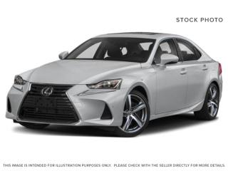 New 2020 Lexus IS 350 F Sport Series 3 for sale in Edmonton, AB