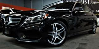 Used 2016 Mercedes-Benz E-Class E 400 amg pkg navigation for sale in North York, ON