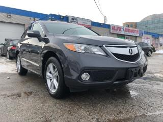 Used 2013 Acura RDX Tech Pkg_Navi_Rear Cam_Bluetooth_Sunroof for sale in Oakville, ON