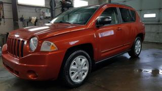 Used 2010 Jeep Compass 4WD 4DR for sale in St-Constant, QC