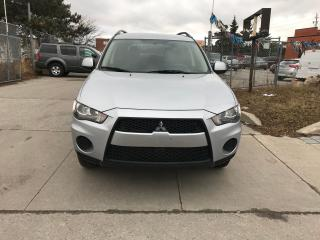 Used 2013 Mitsubishi Outlander ES,AWD,AUTO,169KM,SAFETY+3YEARS WARRANTY INCLUDED for sale in Toronto, ON