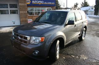 Used 2009 Ford Escape XLT for sale in Nepean, ON
