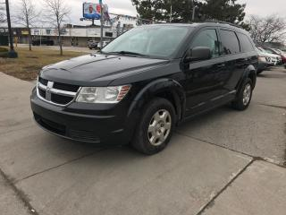 Used 2010 Dodge Journey SE,139KM,SAFETY+3YEARS WARRANTY INCLUDED for sale in Toronto, ON