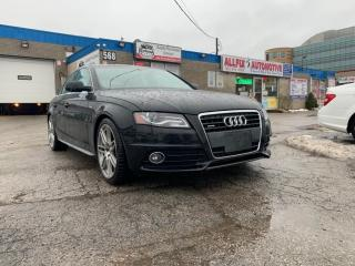Used 2010 Audi A4 4dr Sdn Auto quattro 2.0T Premium_Navi_Blind Spot for sale in Oakville, ON