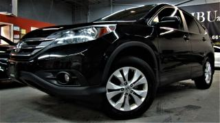 Used 2014 Honda CR-V EX for sale in North York, ON