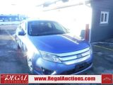 Photo of Blue 2010 Ford Fusion