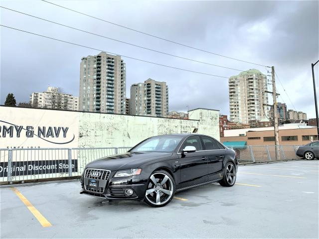 "2012 Audi S4 340HP - NEW 20"" WHEELS AND TIRES - ONLY 114K"