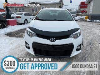 Used 2014 Toyota Corolla for sale in London, ON