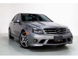 Used 2010 Mercedes-Benz C-Class C63   V8   AMG   NAVI   HARMAN KARDON for sale in Vaughan, ON