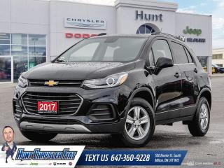 Used 2017 Chevrolet Trax LT | AWD | RMT STRT | BT & MORE!!! for sale in Milton, ON