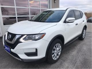 Used 2017 Nissan Rogue S for sale in Tilbury, ON