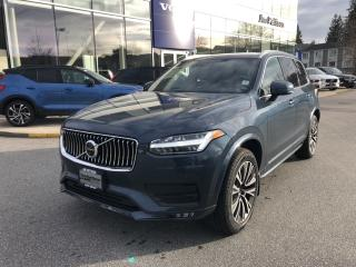 New 2020 Volvo XC90 T6 AWD Momentum for sale in Surrey, BC