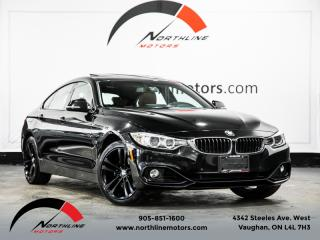 Used 2016 BMW 4 Series 428i xDrive Gran Coupe Sport Line Navigation Camera Sunroof for sale in Vaughan, ON