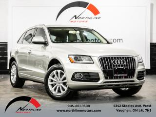 Used 2014 Audi Q5 2.0T Quattro|Technik|Navigation|Pano|Blindspot|B&O Sound for sale in Vaughan, ON
