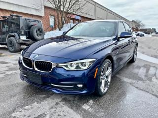 Used 2016 BMW 3 Series 4dr Sdn 328d xDrive AWD, SPORT LINE for sale in North York, ON