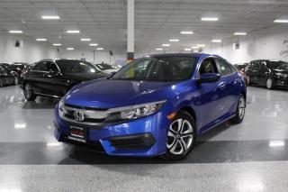 Used 2018 Honda Civic LX I BIG SCREEN I REAR CAM I HEATED SEATS I KEYLESS ENTRY for sale in Mississauga, ON