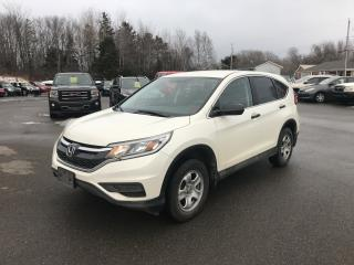 Used 2015 Honda CR-V for sale in Truro, NS
