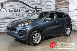 Used 2017 Kia Sportage LX+AWD for sale in Laval, QC