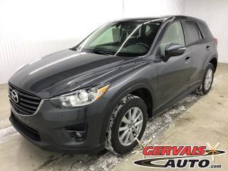 Used 2016 Mazda CX-5 GS 2.5 Toit Ouvrant Caméra Bluetooth Mags *Bas Kilométrage* for sale in Trois-Rivières, QC