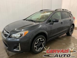 Used 2017 Subaru XV Crosstrek Sport AWD Toit Ouvrant Caméra Bluetooth Mags Traction intégrale légendaire! for sale in Trois-Rivières, QC