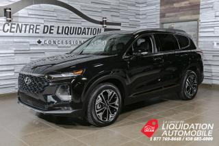 Used 2020 Hyundai Santa Fe Ultimate for sale in Laval, QC