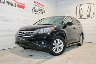 Used 2014 Honda CR-V Traction intégrale 5 portes EX for sale in Blainville, QC