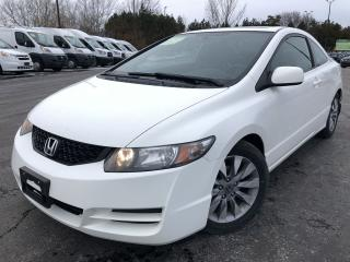 Used 2011 Honda CIVIC LX 2WD for sale in Cayuga, ON