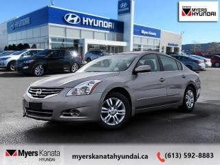 Used 2012 Nissan Altima 2.5 S  - $111 B/W - Low Mileage for sale in Kanata, ON