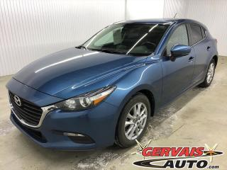 Used 2017 Mazda MAZDA3 GS SPORT GPS MAGS CAMÉRA SIÈGES CHAUFFANTS BLUETOOTH for sale in Shawinigan, QC