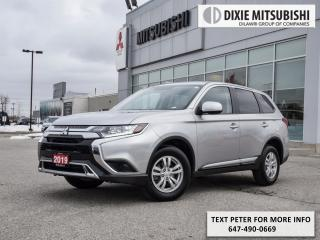 Used 2019 Mitsubishi Outlander LOW KMS | LIKE NEW | HEATED SEATS | APP-CONNECT for sale in Mississauga, ON