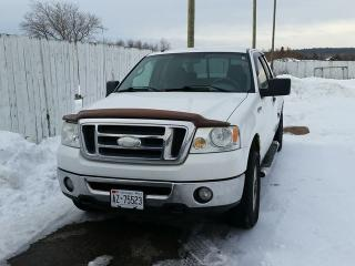 Used 2008 Ford F-150 XLT 4X4 for sale in Barrie, ON