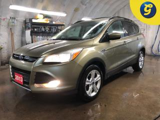 Used 2013 Ford Escape SE * Panormaic Sunroof * Heated front seats * Heated mirrors * Ford SYNC Microsoft * Phone connect * Voice recognition * * Auto daytime running lights for sale in Cambridge, ON
