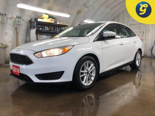 Used 2016 Ford Focus SE * Ford SYNC Microsoft * Reverse camera * Voice recognition * Phone connect * Alloys * Hands free steering wheel controls * Keyless entry * Climate for sale in Cambridge, ON