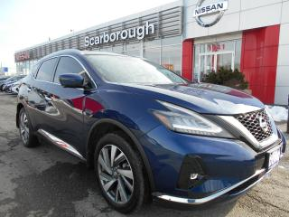 Used 2019 Nissan Murano SL for sale in Scarborough, ON