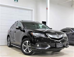 Used 2016 Acura RDX AWD 4dr Elite Pkg for sale in North York, ON