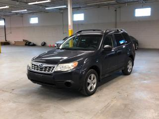 Used 2011 Subaru Forester 5dr Wgn Auto 2.5X Convenience PZEV for sale in Scarborough, ON