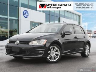 Used 2015 Volkswagen Golf 5-Dr 1.8T Highline at Tip for sale in Kanata, ON